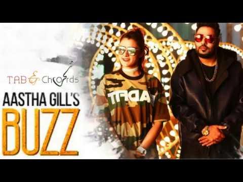 Buzz Guitar Tabs - Ashtha Gill ftBadshah