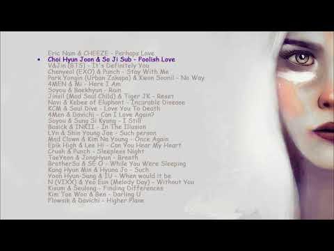 Duets korean song playlist