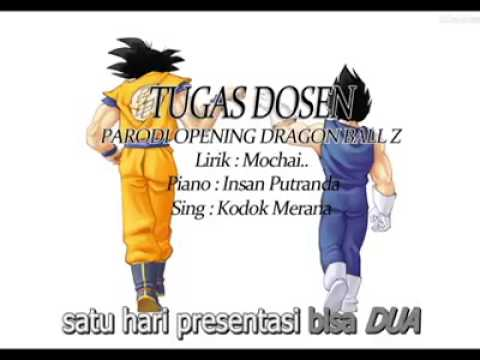 dragon ball versi mahasiswa (joss)