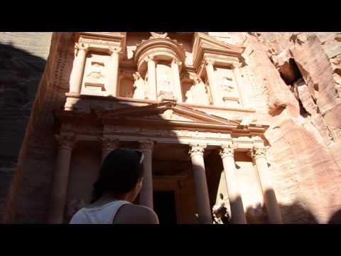 Voyage en Jordanie ( Version longue )