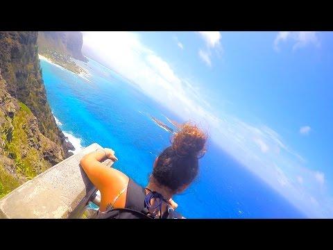 Hawaii 2016 travelling / backpacking Oahu, Honolulu, Waikiki