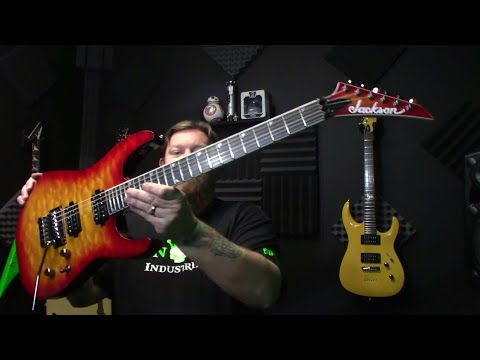 Jackson SL2 Pro Soloist - Demo