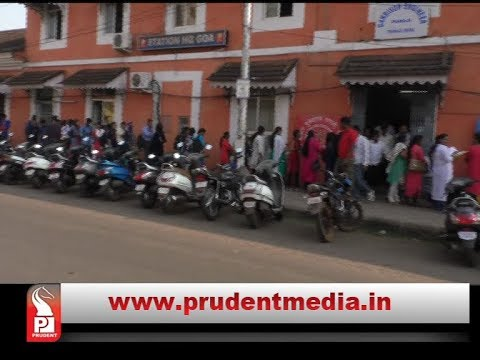 UNEMPLOYMENT COMPLETES FULL CIRCLE AT COLLECTORATE OFFICE