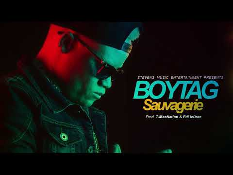 BoyTAG - Sauvagerie (Official Audio)