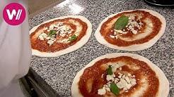 "Zubereitung der Pizza Napoletana - Besuch der Pizzeria ""Il pizzaiolo del Presidente"" in Neapel"