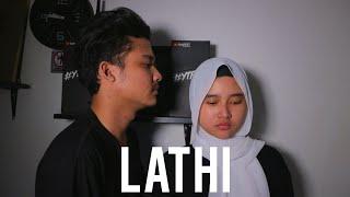 LATHI - Weird Genius Ft Sara Fajira | Cover Deny Reny
