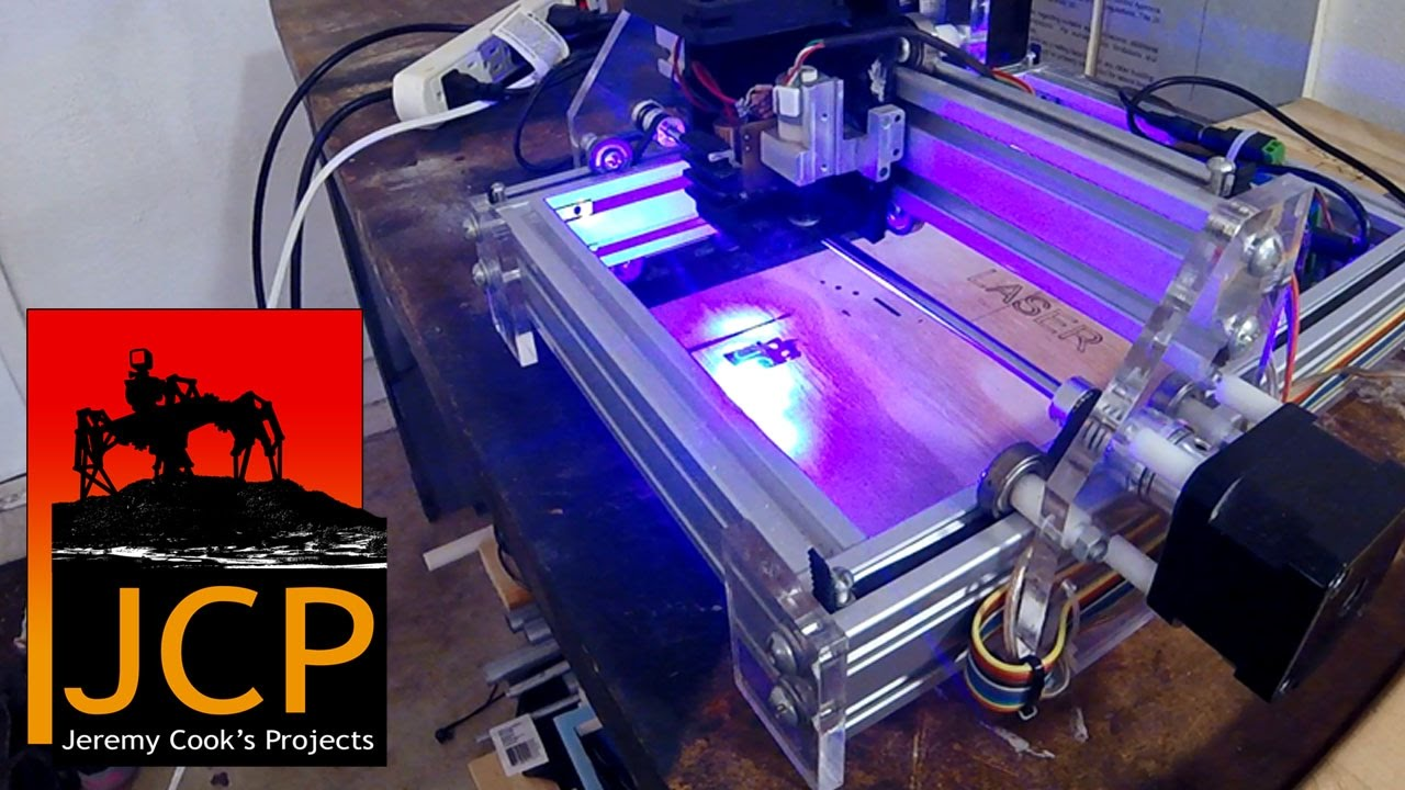 Endurance DIY Laser Engraver Review - JcoPro net