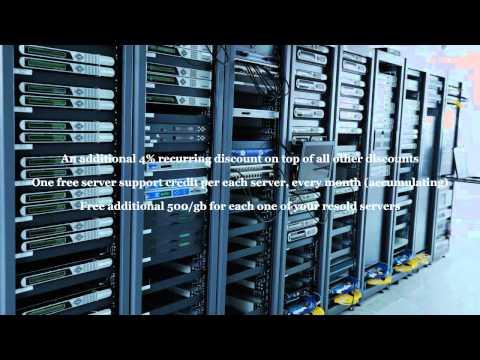 Dedicated Server Reseller Program - Superb Internet