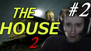 SCARY GAMES! - The House 2 Walkthrough with Reactions & Facecam Part 2 of 2