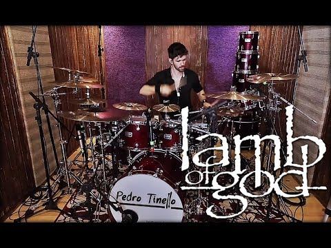 "LAMB OF GOD - ""DESOLATION"" - PEDRO TINELLO (DRUM COVER)"