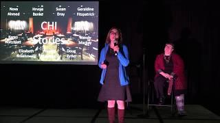 CHI Stories - Susan Dray