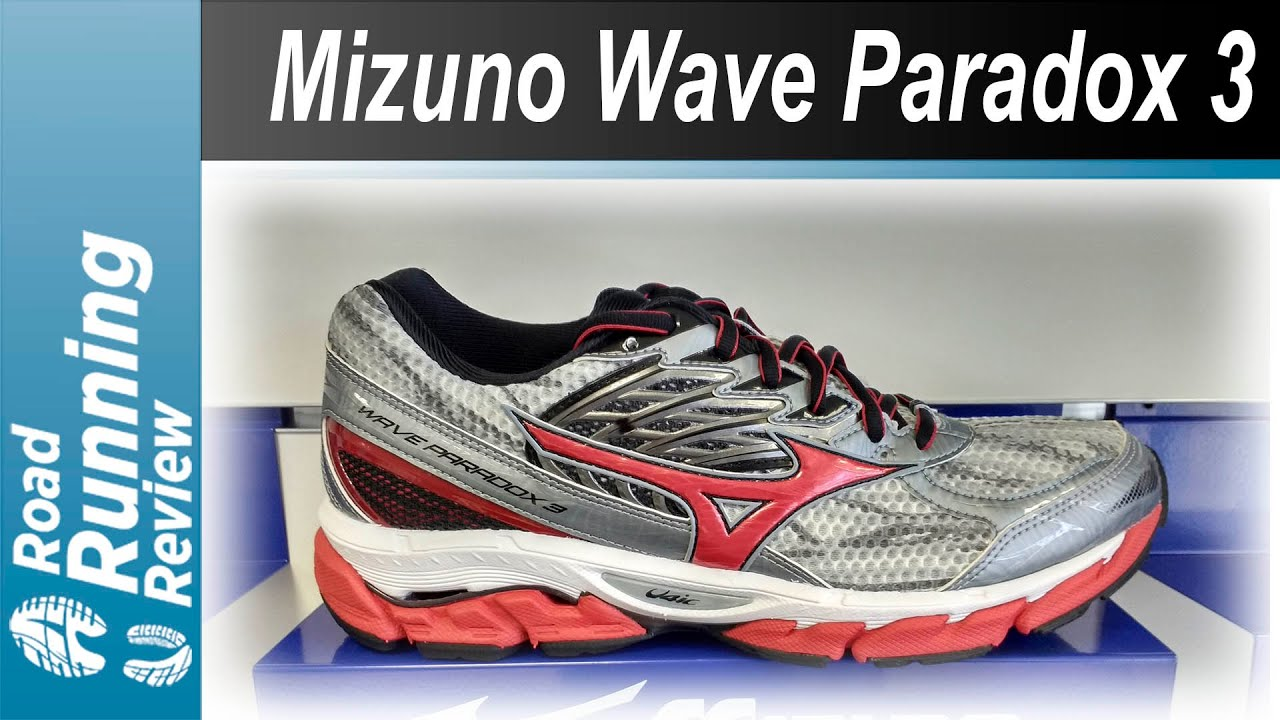 mizuno wave paradox 3 review que es km