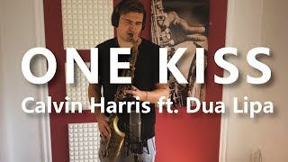Calvin Harris ft. Dua Lipa - One Kiss (Saxophone Cover)