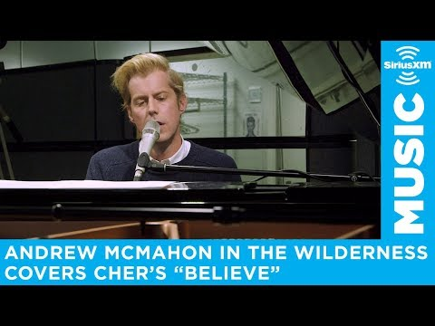 Palmer - Andrew McMahon in the Wilderness Cover Cher's 'Believe'