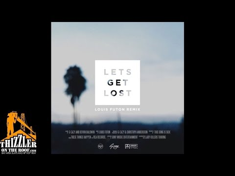 G-Eazy ft. Devon Baldwin - Let's Get Lost [Louie Futon Remix] [Thizzler.com]