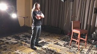 AJ Styles takes some portrait footage for his upcoming WWE 365 special: SummerSlam Diary thumbnail