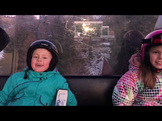 Andiamo a sciare