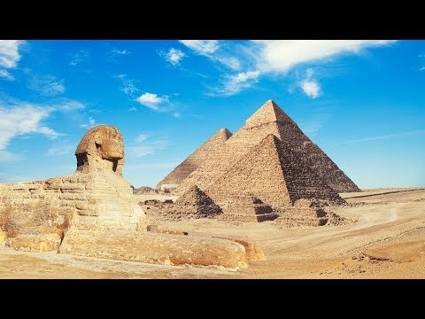 Researcher Discovers at Least 6 More Chambers in the Great Pyramid