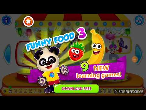 ABC Learning games for kids Preschool