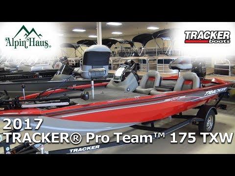 2017 TRACKER® Pro Team™ 175 TXW