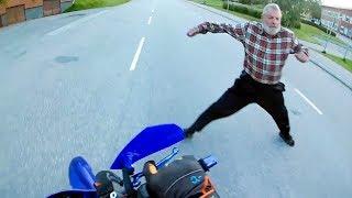 CRAZY, STUPID & ANGRY PEOPLE vs BIKERS | MOTORCYCLE ROAD RAGE [Ep. #93]