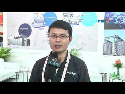 Famsun International Limited, Nathan Wang | Poultry Exhibition 2017