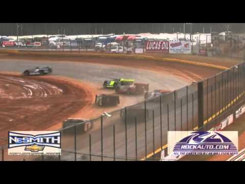 NeSmith Dirt Late Models Race 1, Golden Isles Speedway