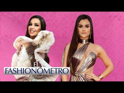 Destapadas y atrevidas: Thalía y Clarissa Molina dominaron la alfombra de PLN   El Fashionómetro