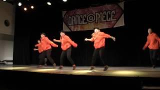 TAKE FIVE / ZERO CONTEST 2016 TOKYO#2 DANCE CONTEST