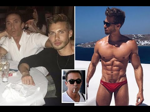 ff1af69473 Strictly judge Bruno Tonioli s LA distraction is hunky underwear and  swimwear model