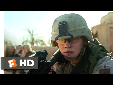 Billy Lynn's Long Halftime Walk (2016)  - Sergeant's Ritual Scene (5/10) | Movieclips