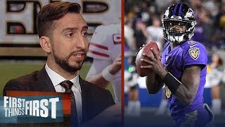 Ravens are the team in the AFC with the least holes with Super Bowl hopes | NFL | FIRST THINGS FIRST