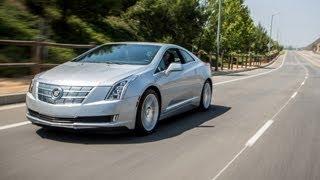 Cadillac ELR 2012 Videos