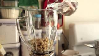 Cashews You Can Drink! Make This Fun Cashew Milk