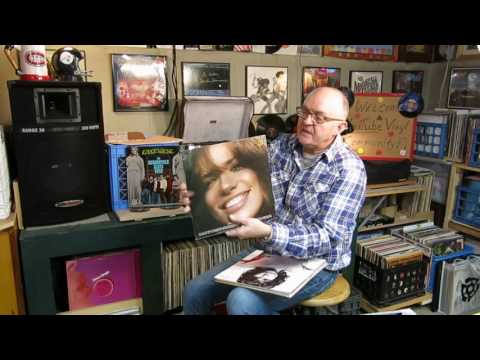 Curtis Collects Vinyl Records:  Jac Holzman founded Elektra Records; Butterfield Blues Band