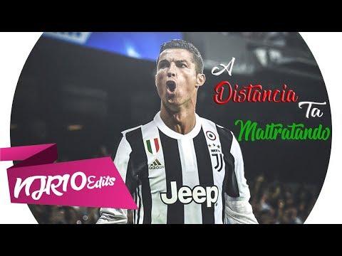 Cristiano Ronaldo - A Distância ta Maltratando MC G15 e MC Bruninho