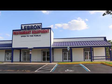 Lebron Restaurant Equipment & Supply EN ORLANDO FLORIDA