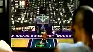 NBA Shootout 2003 (Playstation 2) - Retro Video Game Commercial