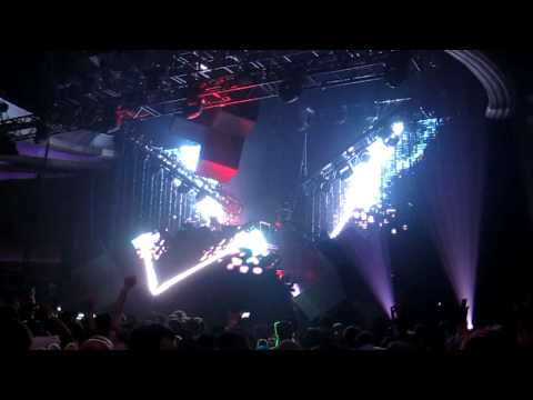Deadmau5  FMLProfessional Griefers wHBFS Vocals  @ The Palladium, Hollywood