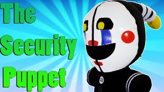 FNAF Plush - The Security Puppet