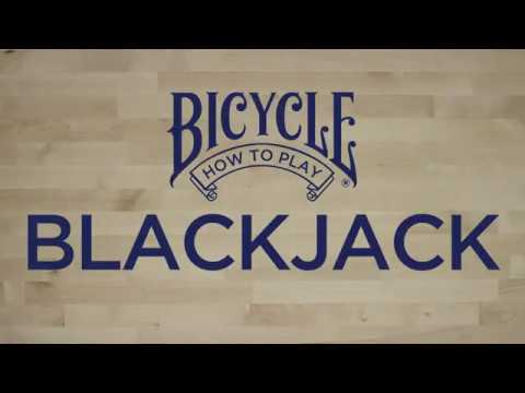 How To Play Blackjack - Bicycle Playing Cards - Card Game Tutorial & Rules