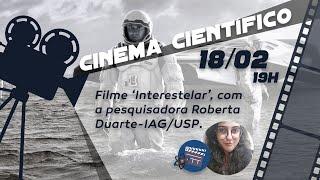 Cinema Científico: INTERESTELAR