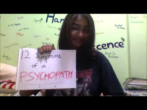 12 Symptoms of a Psychopath (Antisocial Personality Disorder) | Psych2Go