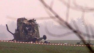 مقتل 7 أشخاص جراء تحطم مروحية عسكرية في صربيا