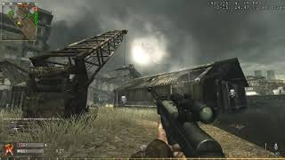 call of duty 5 world at war multiplayer 51 9 kills   CHIMASNIPER