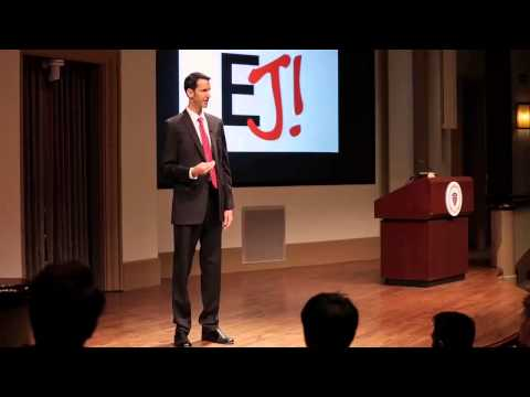 Inspirational Corporate Keynote Speech: Michael's Story - YouTube
