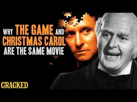 Why The Game and Christmas Carol are the Same Movie - Today's Topic