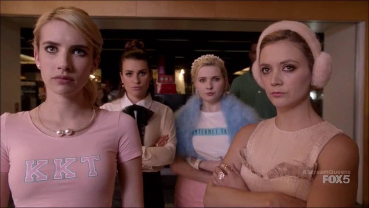 Download Scream Queens 1x04 - Cafeteria Scene