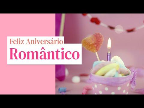 Feliz Aniversário meu Amor Mensagem Aniversário Romântico