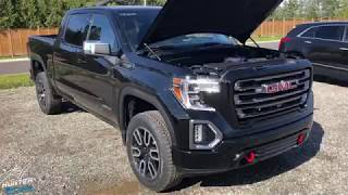 2019 GMC Sierra AT4 FIRST LOOK!!